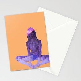 Morning Pose Stationery Cards