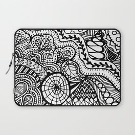 Doodle2 Laptop Sleeve