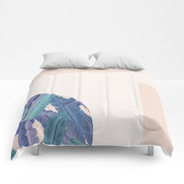 Mid-Century Candy Tropical pt.01 #society6 #tropical Comforters