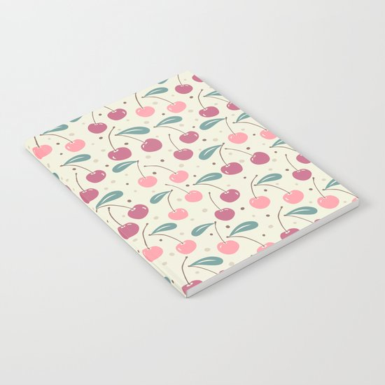 Cherry Delight Notebook