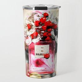 Eau de Parfum Pink Travel Mug
