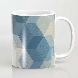CUBE 3 SAND Coffee Mug