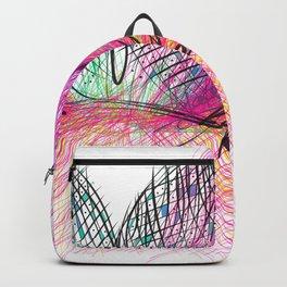 Alas rosadas GLOJAG Backpack