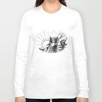 renaissance Long Sleeve T-shirts featuring Renaissance by ioannart