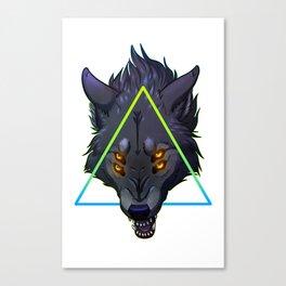 Predator - v3 Canvas Print