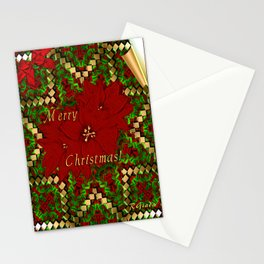Merry Christmas - Christmas Art By Giada Rossi Stationery Cards