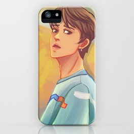Spring day Jin iPhone Case
