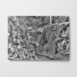 Dorwin Falls Metal Print
