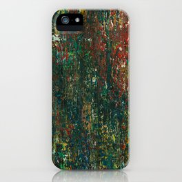 City Life Chrysalism iPhone Case