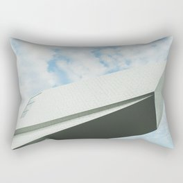 Amsterdam Eye Museum #2 Rectangular Pillow