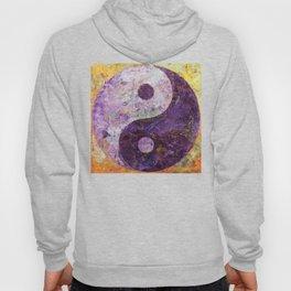 Purple Yin Yang Hoody
