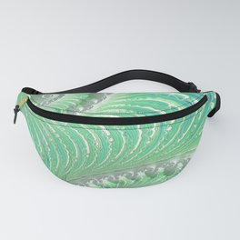 Bridge to Neverland - Teal Fanny Pack