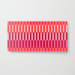 Abstract_LINE_ART_01 Metal Print