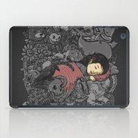 dreams iPad Cases featuring Dreams by Alex Solis