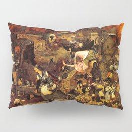 Mad Meg by Heironymus Bosch Pillow Sham