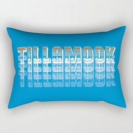 Seasons K Designs Tillamook Sunset Fade Rectangular Pillow