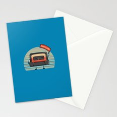 Cute Mix Tape Stationery Cards