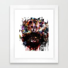 2b free Framed Art Print