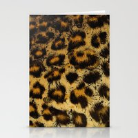 cheetah Stationery Cards featuring Cheetah by Some_Designs