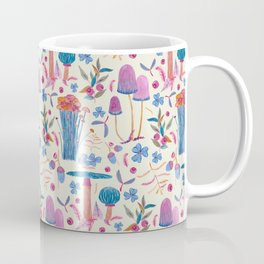 Funky Forest, in the Morning Coffee Mug
