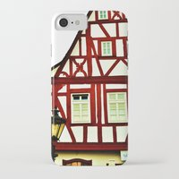 german iPhone & iPod Cases featuring German by Ami Trucci