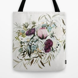 Rustic and Free Bouquet Tote Bag