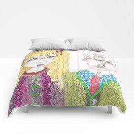 Knitwears Comforters
