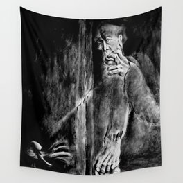Pigeon Wall Tapestry