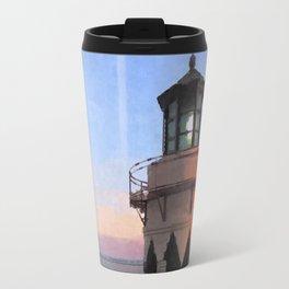 Harry T's Lighthouse Travel Mug