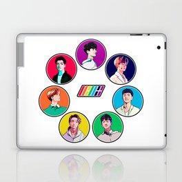 iKON Rainbow Laptop & iPad Skin