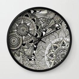 Mystic Ulu Wall Clock