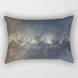 Portrait of a Galaxy Rectangular Pillow