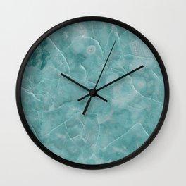 Maura Turchese Wall Clock