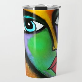 Big Eyes of Hope Travel Mug