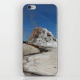 White Dome iPhone Skin