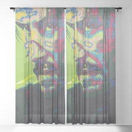 Woah Sheer Curtain