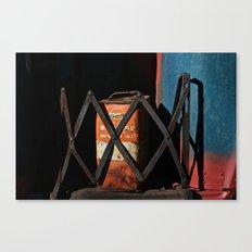Gas Can Canvas Print