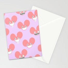 mau5 friends Stationery Cards