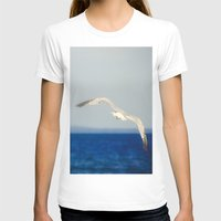 flight T-shirts featuring Flight by Pure Nature Photos