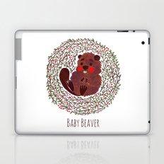 Baby Beaver Laptop & iPad Skin