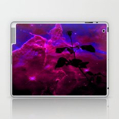 A Rose in Space Laptop & iPad Skin
