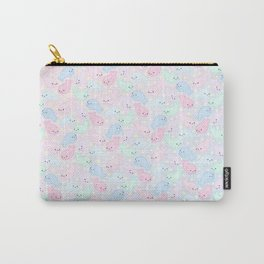 Pastel Seals Carry-All Pouch
