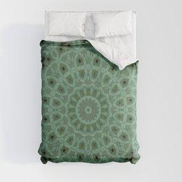 Atlantis // Mandala Kaleidoscope Psychedelic Circle Circular Sacred Geometry Hippy Gypsy Comforters