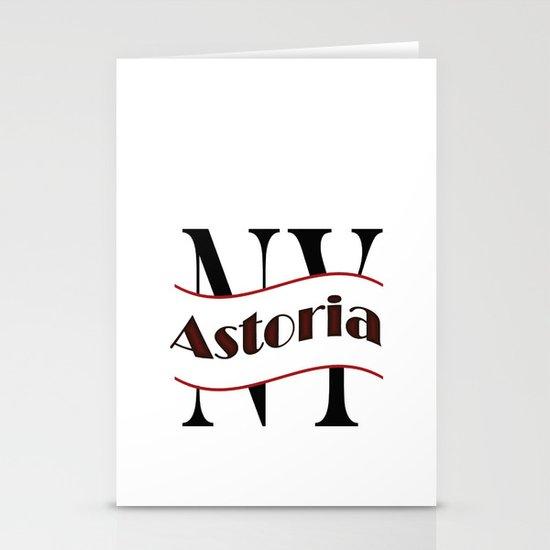 Astoria Stationery Cards