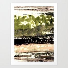 strata Art Print