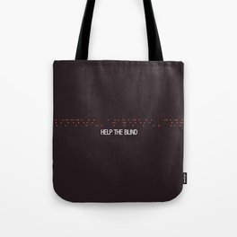 Help Them Out Tote Bag