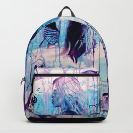 ROCK - with WARNER DRIVE Backpack