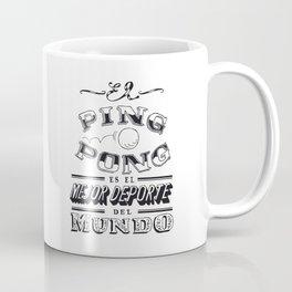 Ping-Pong Coffee Mug