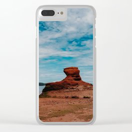 Bay of Fundy Clear iPhone Case