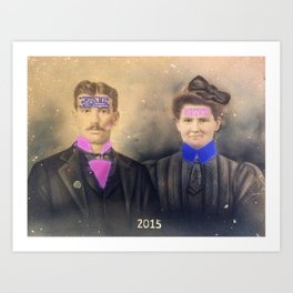 Trans Wedding Art Print